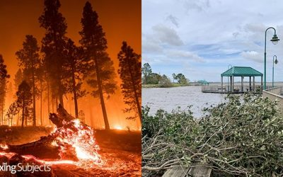 Tax Relief for Wildfire and Hurricane Victims